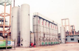 山东鲁中化工有限公司干法脱碳工程