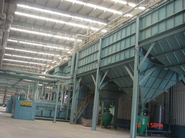 潍柴动力股份有限公司工业园安装工程